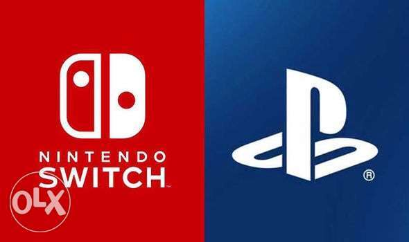 Sell Your Playstation 4 or Nintendo Switch!