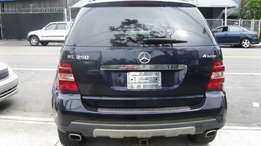 Awoof 2007 Mercedes ml350 4matic toks 4.6million