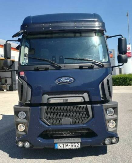 Ford cargo 1848t - 2016