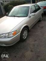 One month used Toyota Camry 2002 model just like tokunbo