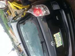 Perfectly used toyota matrix 2007 tincan cleared buy n drive
