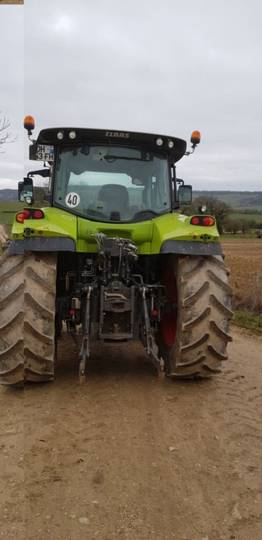 Claas arion 540 cis - 2014 - image 3