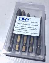 TASP Tile and Glass drill bits(5no)