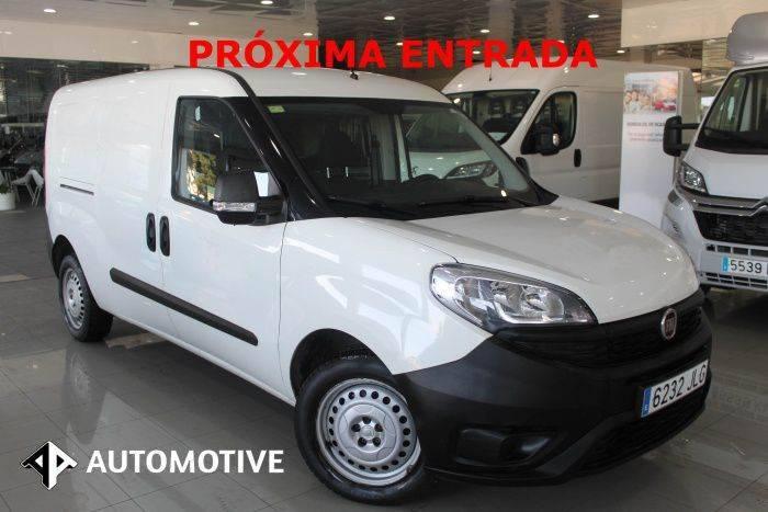 Fiat Dobló Cargo 1.3mjt Base Maxi 66kw E5+ - 2016