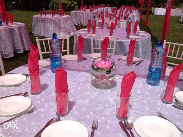 Events decoration and Hiring Solutions Nairobi CBD - image 4