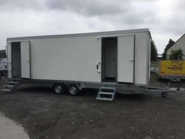 Rosemeier Wc8+3 Flex Typ 2395 73 Toilettenwagen