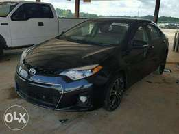 Direct tokumbo Toyota corolla for sale at affordable price
