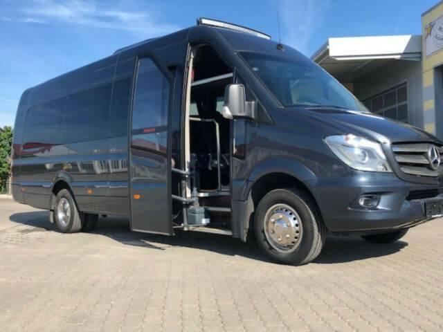 Mercedes-Benz 516 Sprinter Euro 6 22+1 Reise 220 V Rollstuhl - 2015