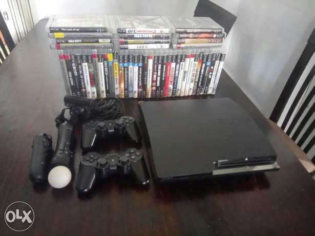 PS 3 and games Rietfontein - image 1