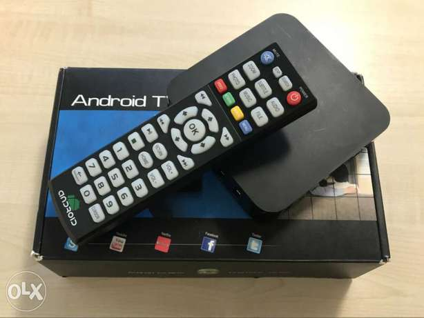 Android box watch YouTube and play store only