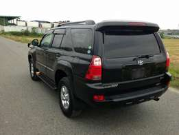 Toyota Hilux SURF brand new car