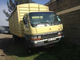 FH Mitsubishi 2014 model(private)Nakuru
