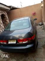 Toks 03 Honda accord eod with duty