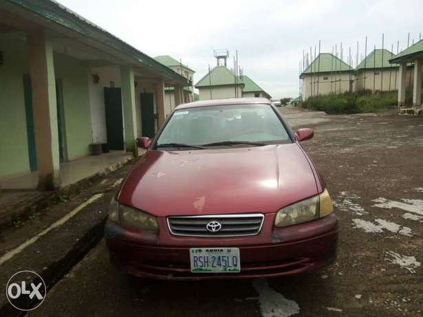 First body 2002 Camry, with full AC, excellent interior GPRS DVD, buy Kubwa - image 2