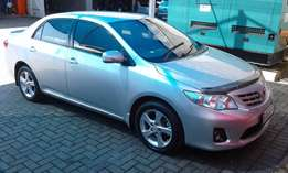 2012 Toyota Corolla 1.3 Advanced (Heritage Edition)