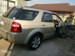 ford territory for swap small car