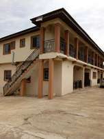 2 bedrooms flat for rent at offatedo. Osogbo. Osun state.