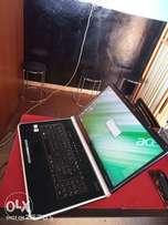 Acer aspire laptop celeron with 3gbram, 180gb harddisk still working