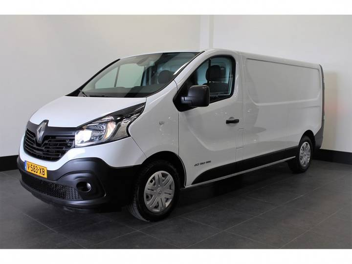 Renault Trafic 1.6 Dci 120pk T29 L2h1 - Airco - Pdc _ 10.900,- Ex. - 2016