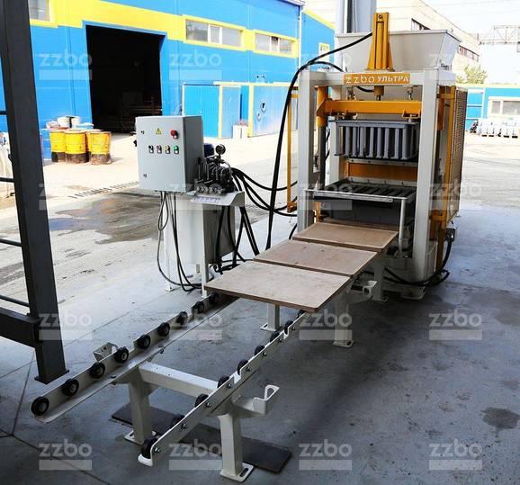 ZZBO Ultra 2.0 Block Making Machine / Вибропресс Ультра - 2019