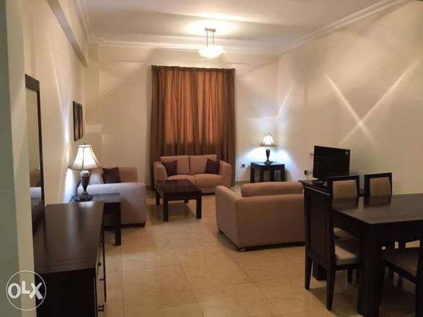 one month free 3 bed room ff apartments alsaad السد -  2