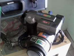 Professional Sony digital camera camcorder