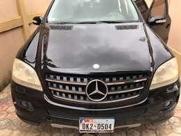 direct American tokunbo, 2007 ml 350 4matic for sale