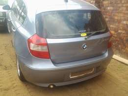 BMW 120D 1series stripping for spares