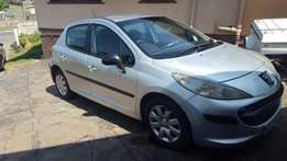 Neat 2007 Peugeot 207 for sale