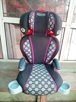 USA neatly used Graco turbo booster carseat for 15000 naira