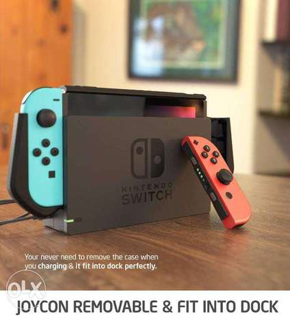 SUPCASE Dockable Mumba Case Cover for Nintendo Switch Console