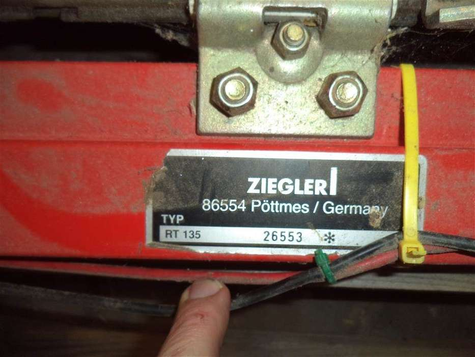 Ziegler El-sidekniv - Højre Beslag For Lexion - image 2