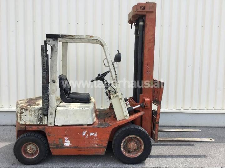 Nissan EF02 A25U-DIESEL