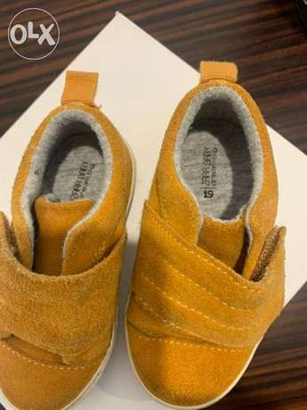 Zara brand toddler shoes in lovey condition.