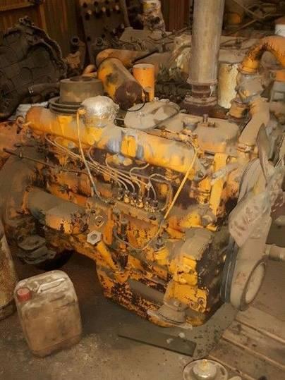 Fiat-Allis engine for  fl10, ad10, fd10 track loader