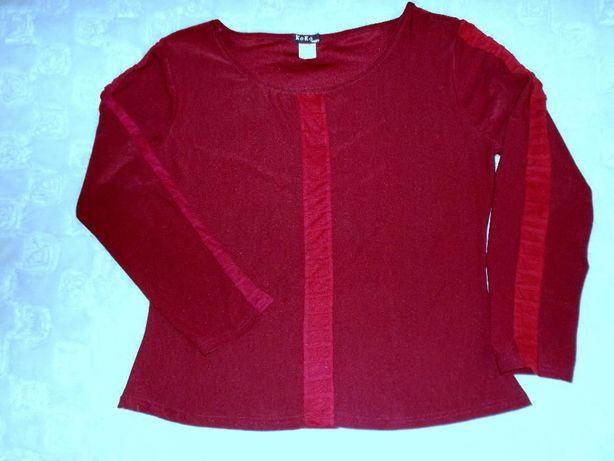 Stała usługa Dames Once Bluza bawełniana rozpinana r.XL