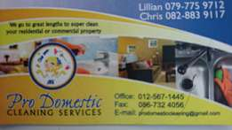 Service Cleaning Pretoria