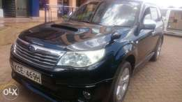 Forester xt. Sunroof, turbo, fully loaded and well maintained