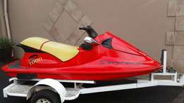 1000 cc tigers hark jet ski vor sale or to swap