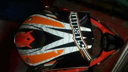 Stealth MX helmet