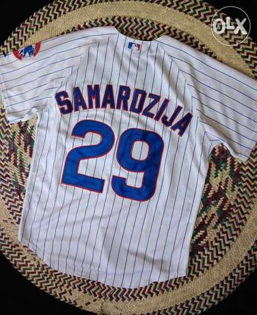 Baseball Jersey one piece, Chicago cubs