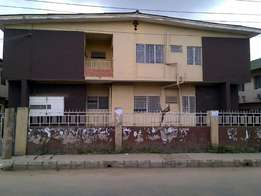 A Whole Building For Sale At Gbadada, Lagos