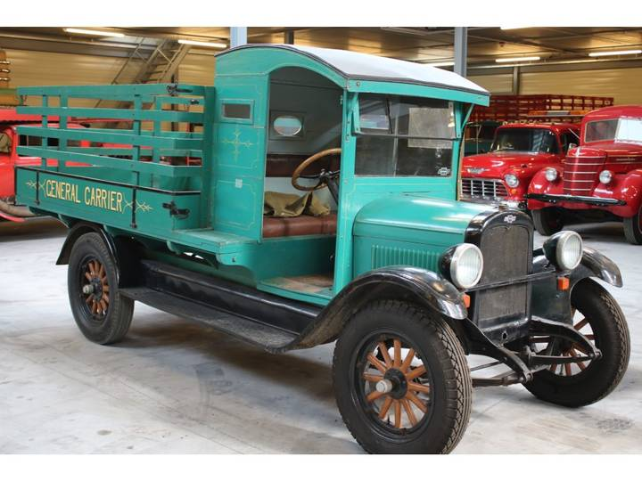 Chevrolet 1927 Capitol 1 ton - 1927