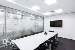 Commercial office space and perfect location and view 79BD monthly