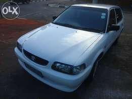2006 toyota tazz still in a very good condition