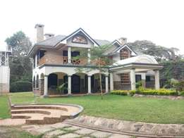 Super large 4 bedroom House, new Muthaiga, Nairobi