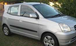 Engine Kia Picanto 2007