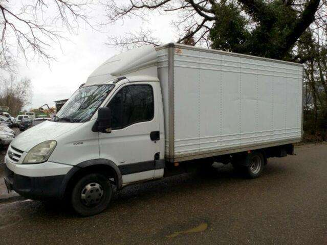 Iveco DAILY 3.0diesel LADEBORDWAND - 2007 - image 8