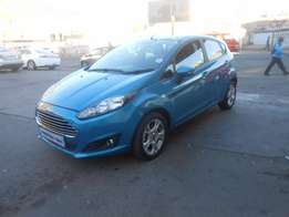 2014 Ford fiesta 1.4 Eco boost Automatic R140,000 blue 25000 KM