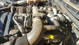 Land Rover Discovery 2 V8 stripping